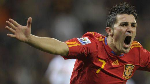 La baza escondida de Lopetegui para el partido clave del Mundial contra Italia... ¡es Villa!