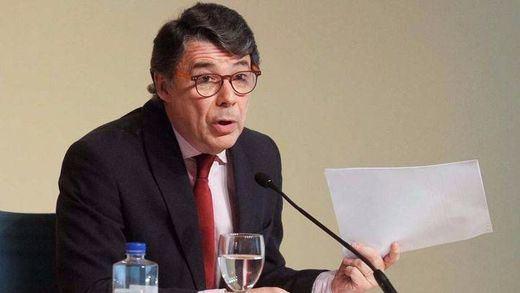 Ignacio González seguirá en prisión preventiva porque se está