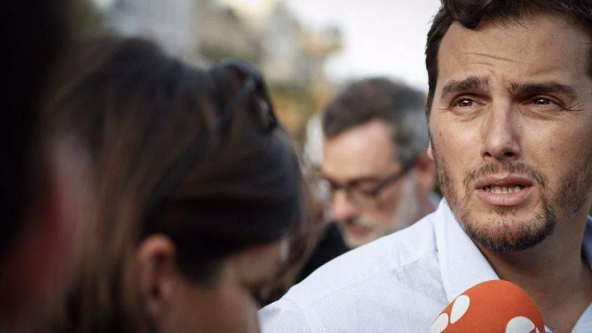 Rivera, sobre la marcha de Barcelona: 'Cuando muere una persona, no es independentista, o de Ciudadanos o del PP o del PSOE'