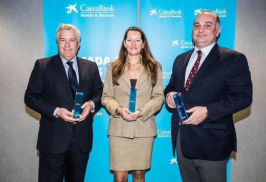 CaixaBank dan a conocer sus premios Hotels & Tourism