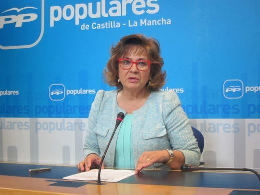 Riolobos: el compromiso de Cospedal de crear 100.000 trabajos privados
