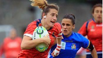 Mundial de rugby:más que digno décimo puesto de las 'leonas' españolas