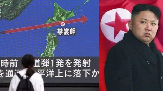 Alarma mundial: Corea del Norte lanza un nuevo misil que sobrevuela cielo japonés