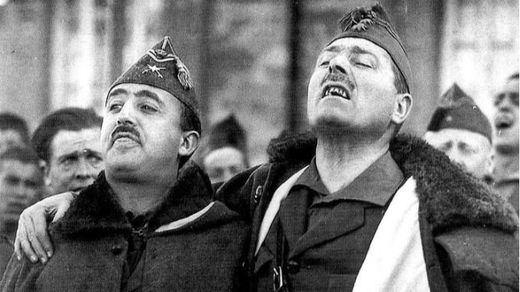 Así niega la Fundación Francisco Franco el genocidio de la Guerra Civil