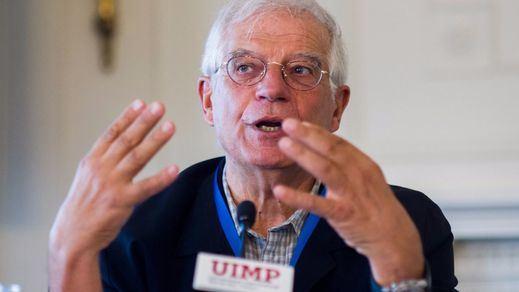 Borrell, por las claras: