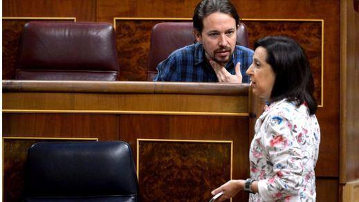 Pablo Iglesias elude sus diferencias con el PSOE sobre Cataluña para hacer un frente unido contra la corrupción