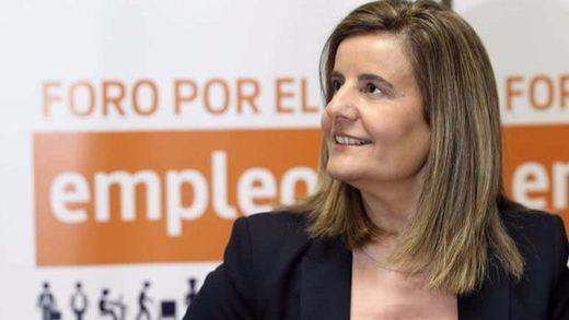 Los datos de su Ministerio contradicen el optimismo de Fátima Báñez sobre la calidad en el empleo