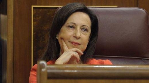 El tanto de Margarita Robles: la nueva portavoz socialista sale reforzada en la prensa