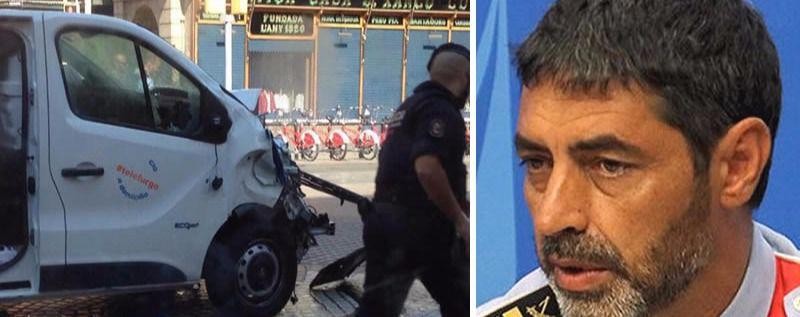 El Govern catalán y sus Mossos, acorralados: EEUU confirma que alertó del atentado de Barcelona con el informe de la polémica