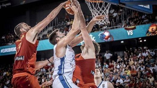 Otro paso de gigantes en el Eurobasket: 56-93 a la República Checa