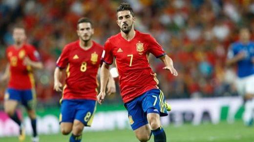 Desenlace agridulce para la nueva etapa de Villa con la Selección