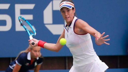 Muguruza se despide del US Open tras caer ante la checa Kvitova