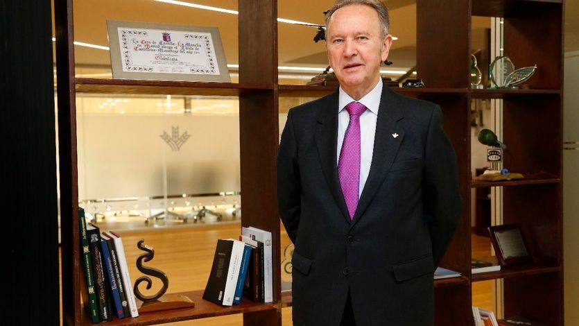 Carlos de la Sierra, presidente de Globalcaja, reelegido vicepresidente de la Asociación Española de Cajas Rurales