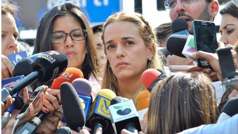 'El curioso caso de Lilian Tintori', explicado por Antonio Maestre en Twitter