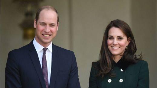 La Casa Real británica anuncia que los duques de Cambridge esperan su tercer hijo