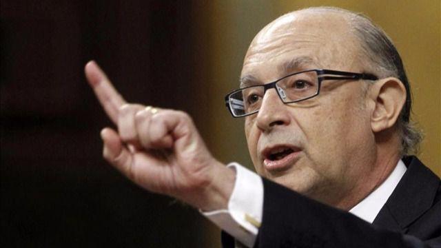 Montoro 'avisa a navegantes': pagar impuestos estatales a la Hacienda catalana será motivo de sanción