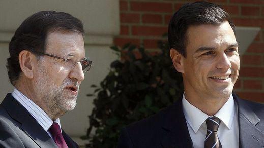 Rajoy da su brazo a torcer y medita aceptar la comisión propuesta por el PSOE para negociar las causas territoriales