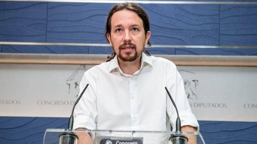 Iglesias respalda la comisión sobre el modelo territorial de Sánchez pero sólo si incluye a las fuerzas independentistas