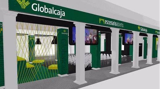 Globalcaja presenta 'Escenario Abierto', una innovadora propuesta social y cultural