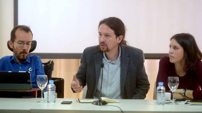 La rebelión interna contra los nuevos estatutos de Podemos llega a los tribunales