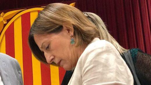 Forcadell vuelve a suspender una infernal sesión del Parlament antes de votarse la Ley del referéndum