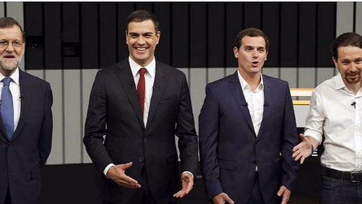 Sánchez e Iglesias se reunieron en secreto para contrarrestar la cita similar entre Rajoy-Rivera