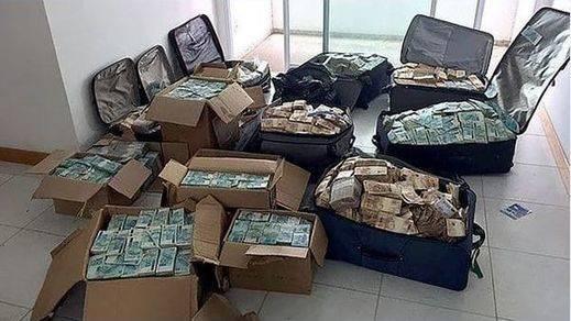 Hallados cerca de 14 millones en un apartamento de un ex ministro de Michel Temer