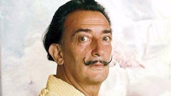 El ADN confirma que Salvador Dalí no es el padre de Pilar Abel
