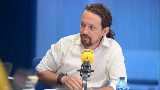 Iglesias se opone a dar una respuesta jurídica contra la convocatoria del referéndum independentista