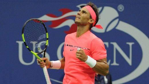 US Open: Nadal también estará en unas históricas semifinales para el tenis español