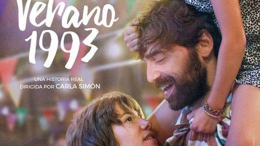 La película catalana 'Verano 1993' representará a España en los Oscar