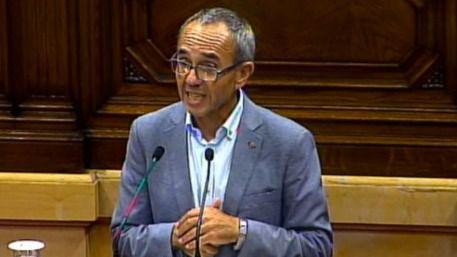 Joan Coscubiela, el inesperado héroe y adalid de la democracia en Cataluña