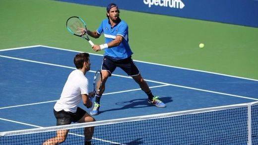 Más alegrías en el US Open: Feliciano López y Marc López jugarán la final de dobles
