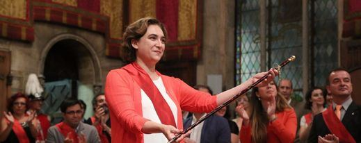 ¿Habrá urnas para el referéndum en Barcelona? Colau se muestra contraria a dejar