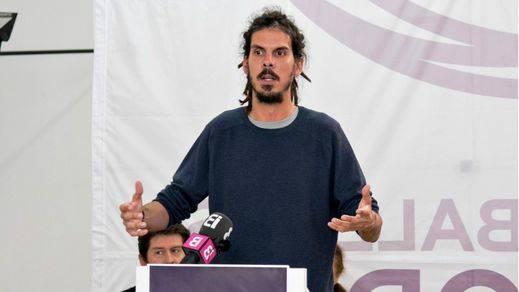El Supremo investigará al diputado de Podemos Alberto Rodríguez por enfrentarse a la Policía hace 11 años