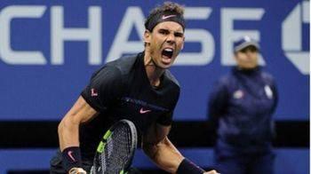 Nadal doblega a Del Potro y regresa a la final del US Open