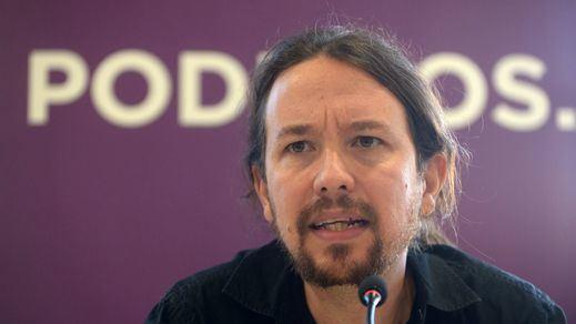 Pablo Iglesias lo tiene claro: sin Rajoy no habría intento de independencia catalana