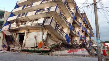 Ya son al menos 90 los muertos por el terremoto de México