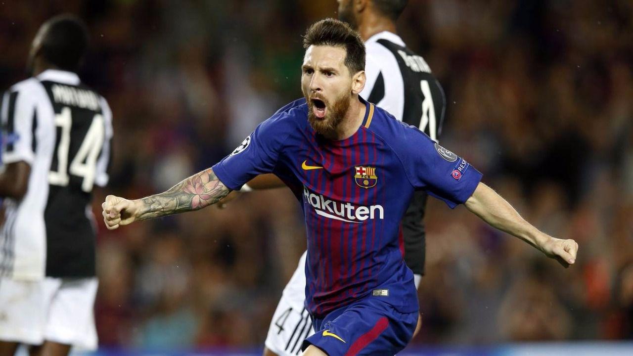 Messi venga al Barça de una Juventus desconocida (3-0)
