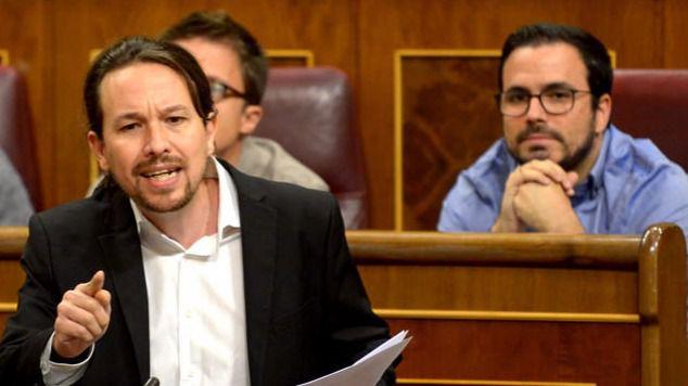 Unidos Podemos solicita un pleno para debatir con Rajoy las respuestas a la situación de Cataluña