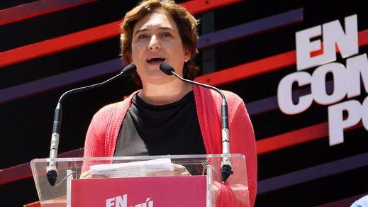 Ada Colau celebra que en Barcelona se podrá votar el 1-O sin explicar cómo