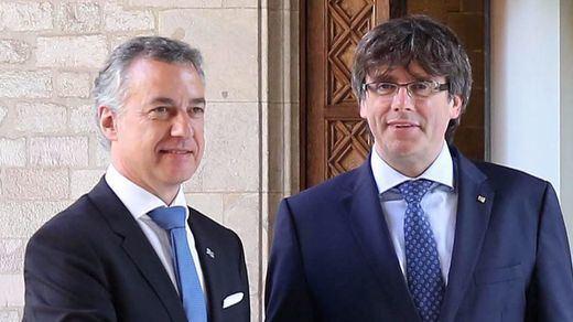 Urkullu, presidente vasco, a los catalanes:
