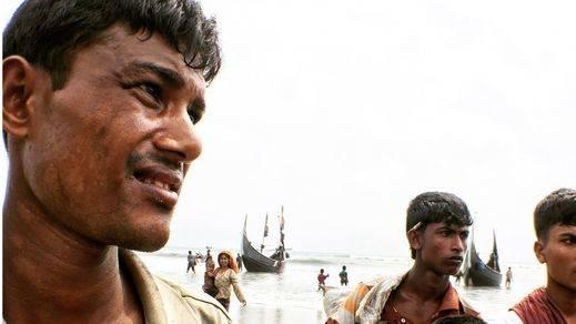 Limpieza étnica en Myanmar: la desesperada huida de más de 400.000 rohingyas