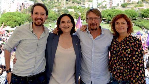 Catalunya en Comú llamará a participar en el referéndum aunque sin entrar oficialmente en la campaña