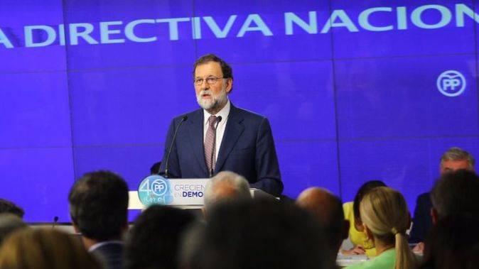 Rajoy amenaza a la Generalitat: