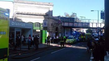 El Estado Islámico se apunta la autoría del atentado en el metro de Londres