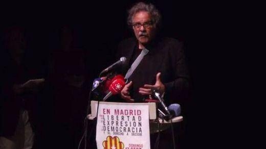 El madrileño Teatro del Barrio, desbordado durante un acto por el derecho a decidir