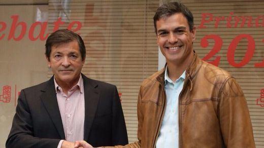 Otra revancha de Sánchez: su candidato gana las primarias en el PSOE asturiano