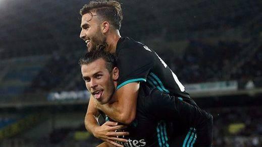 Bale y Mayoral callan bocas y apartan los fantasmas en torno al Madrid (1-3)