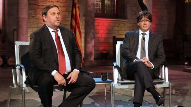 El BOE catalán, el DOGC, publica oficialmente la suspensión de la Ley del referéndum